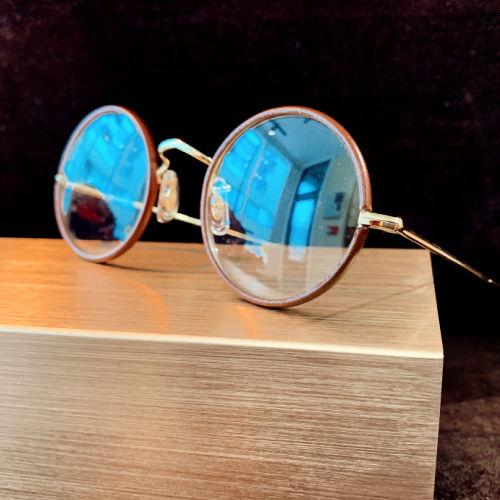 Photo of stylish eyewear